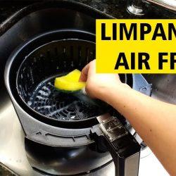 Como Limpar Airfryer Em 4 Passos