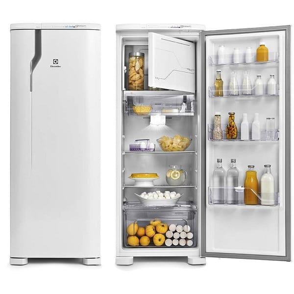 tamanho geladeira