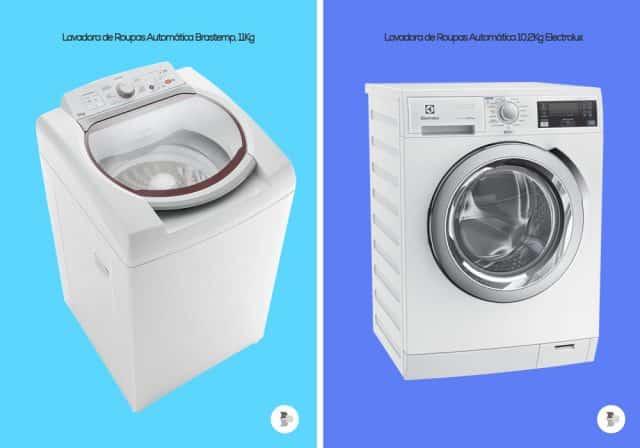 Como Escolher a Máquina de Lavar