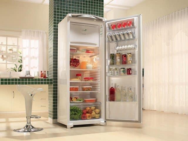 escolher uma geladeira