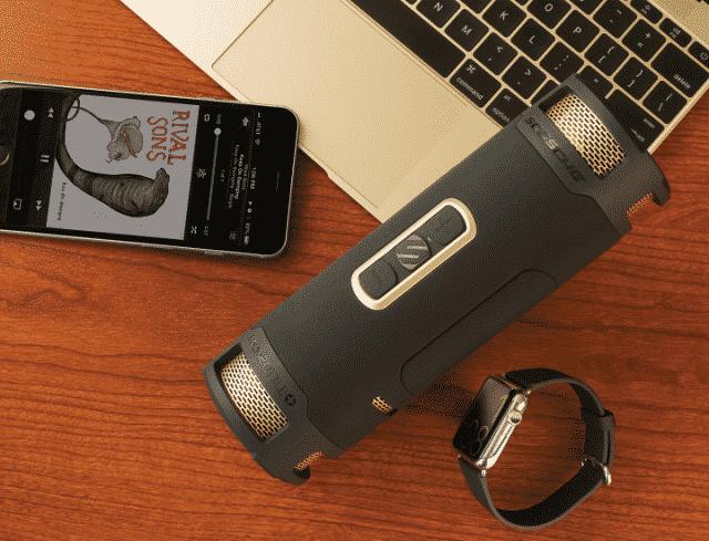 Quais são as vantagens e desvantagens de uma caixa de som bluetooth?