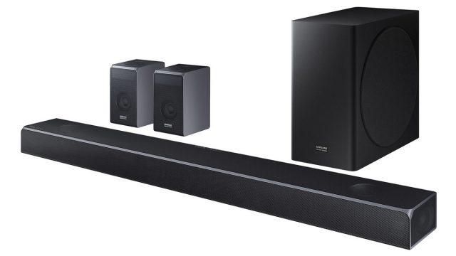 Samsung Harman Kardon 7.1.4 Dolby Atmos Soundbar HW-Q90R