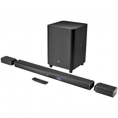 Soundbar JBL 5.1 Canais Bar Bluetooth Preto
