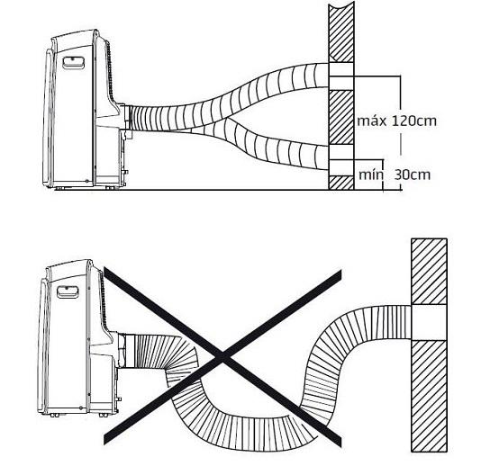 portatil ar condicionado