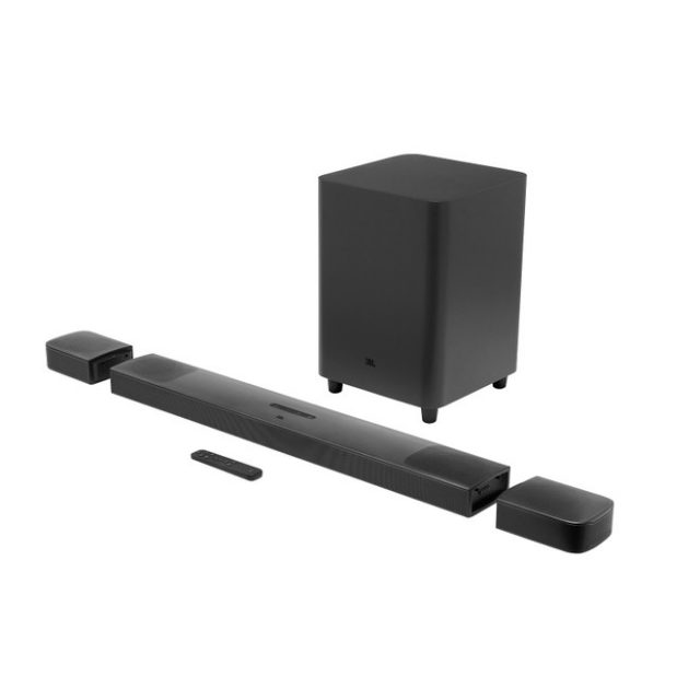 Soundbar JBL Bar 9.1 tem som 3D