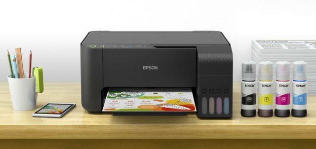 melhores impressoras epson eco tanks L3150