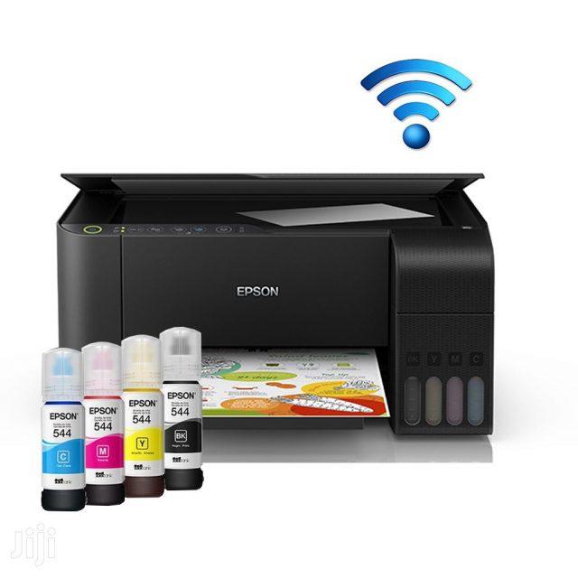 Epson EcoTank L3150 - Melhores impressoras