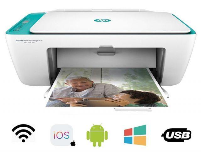 HP DeskJet -melhores impressoras