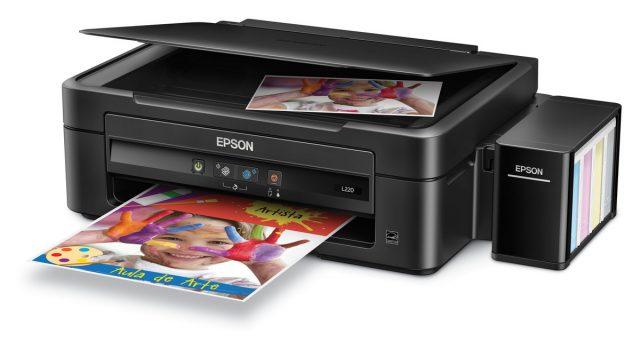 melhores impressoras Epson EcoTank L220