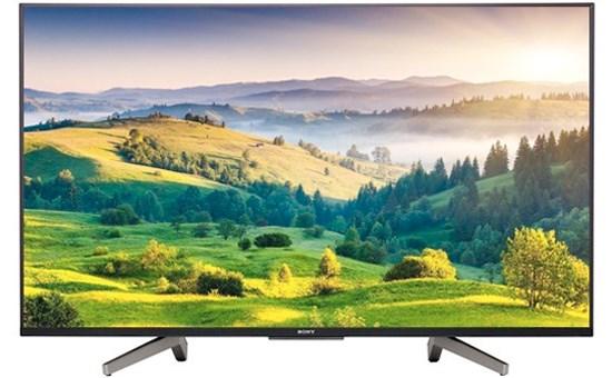 Marca Smart TV 4K Sony