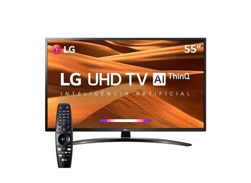 Melhor Smart TV 4K LG 55UM761