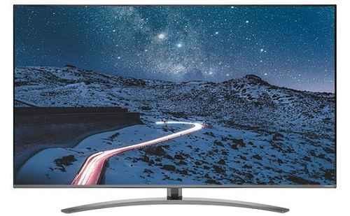 Melhor Smart TV 4K LG NanoCell 55SM8100