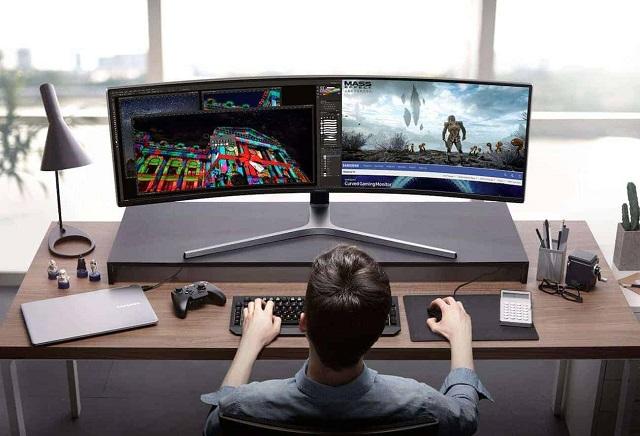 Melhor monitor gamer