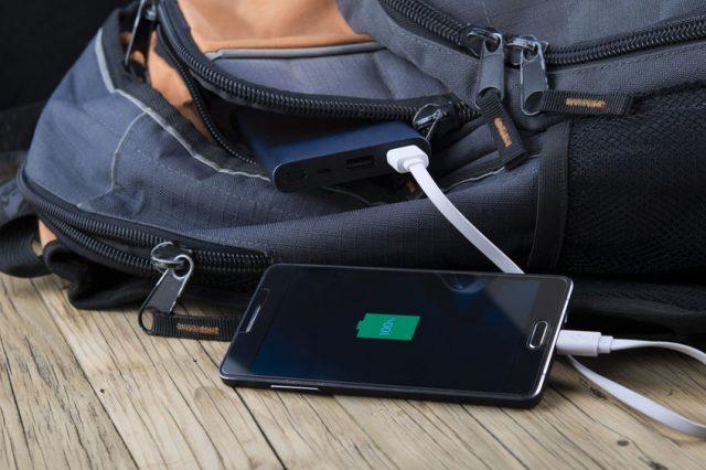 carregador portatil
