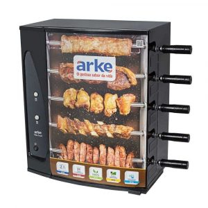 melhor churrasqueira arke