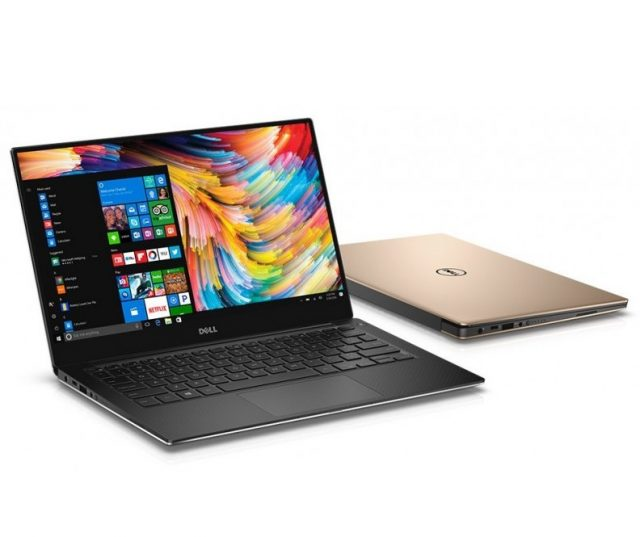 dell xps13 notebooks