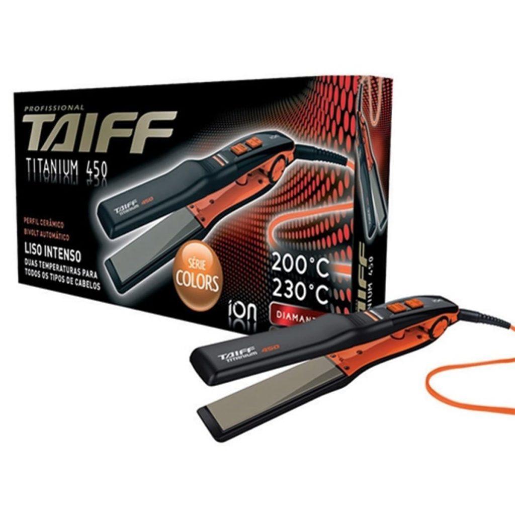 Taiff Chapa Titanium 450