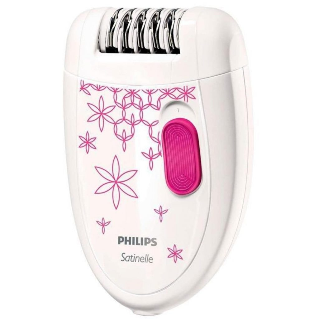 melhor depilador eletrico Philip Satinelle HP6419/30