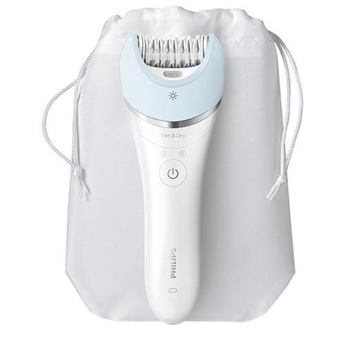 melhor depilador eletrico Philips Satinelle Advanced Wet and Dry BRE605/00