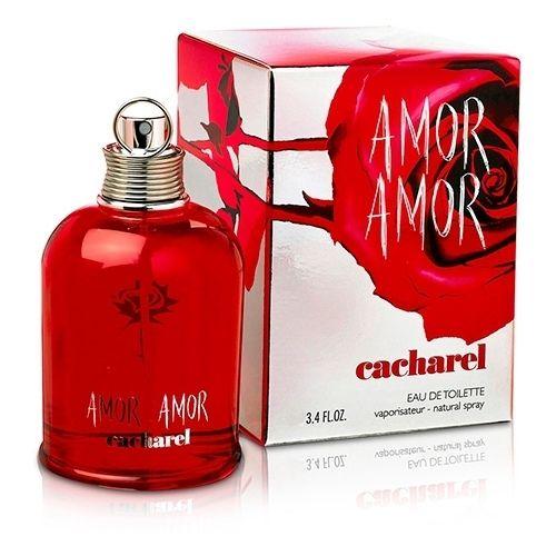 melhor perfume feminino Amor Amor Cacharel