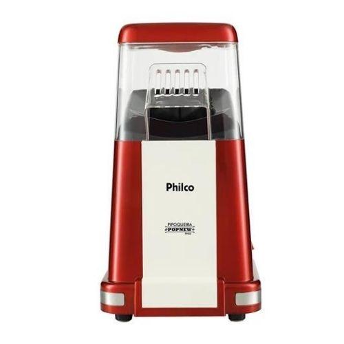 melhor pipoqueira eletrica Philco Pop New Design Vintage Retrô PPI-02