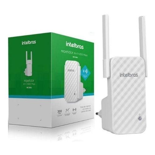 melhor repetidor de sinal WiFi Intelbras IWE 3001