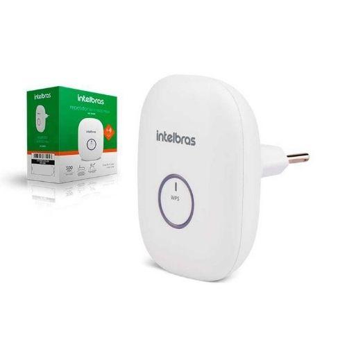 melhor repetidor de sinal WiFi Wireless Intelbras IWE-3000N