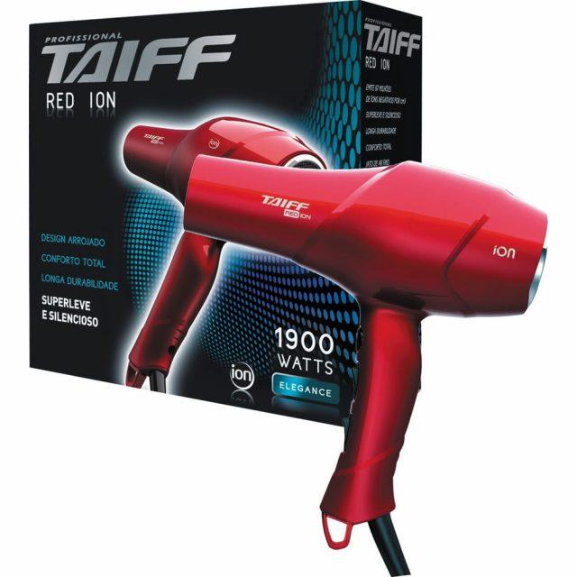 melhor-secador-de-cabelo-taiff-red-ion
