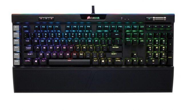 Melhor teclado gamer Corsair K95 RGB Platinum Pro