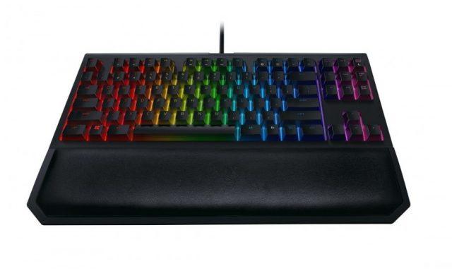 melhor teclado gamer Razer Blackwidow Tournament V2 Chroma
