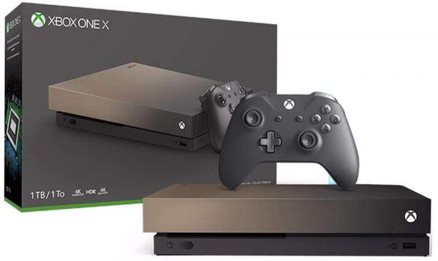 melhor video game xbox one x