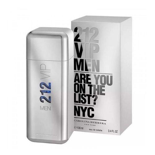 Melhors Perfumes Masculinos 212 VIP Men