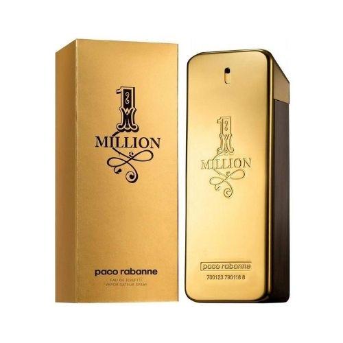Melhors Perfumes Masculinos - Paco Rabanne 1 Million Eau de Toilette
