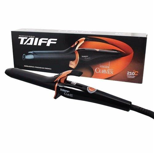 modelador de cachos taiff curves 1-25mm