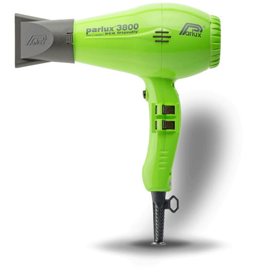 Parlux 3800 Eco Friendly-Green
