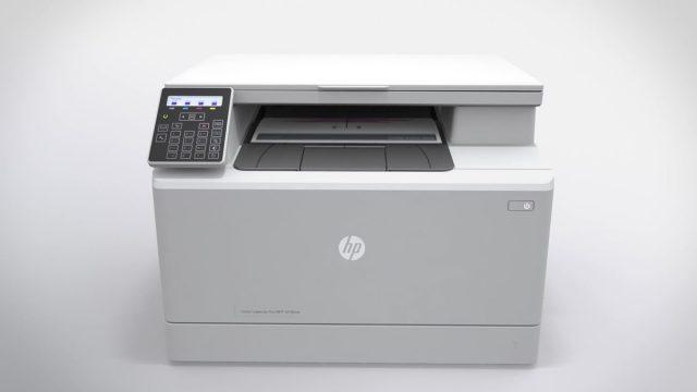 melhores-impressoras-HP-LaserJet-Pro-M180NW