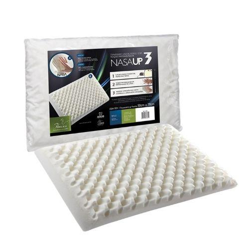 Melhores Travesseiros Fibroscan Travesseiro Nasa Up 3