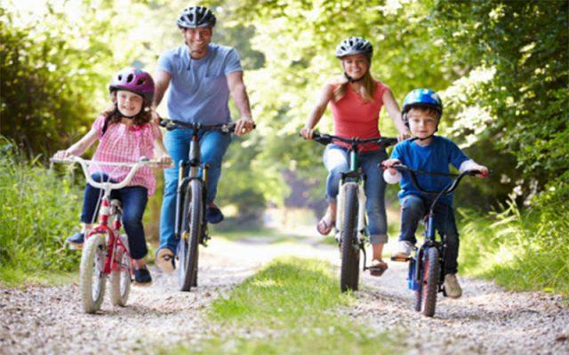 Triciclo 2 Rodas Bicicleta Infantil