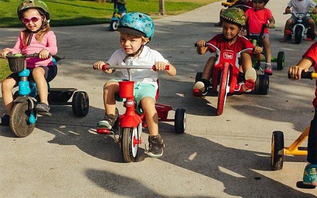 Triciclo 3 Rodas Bicicleta Infantil