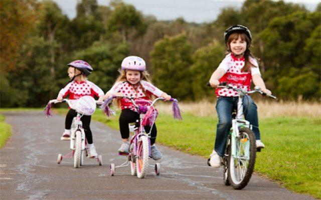 Triciclo 4 Rodas Bicicleta Infantil