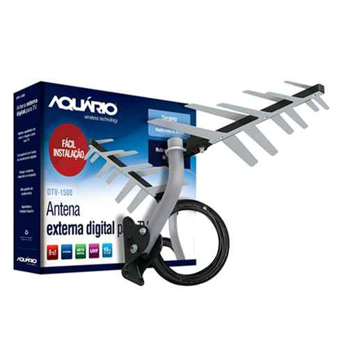 melhor antena digital