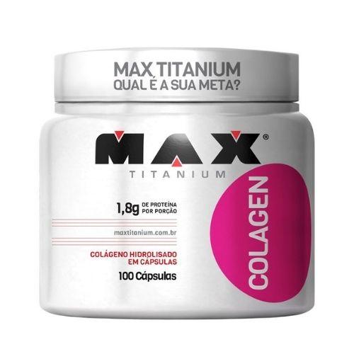 Max Titanium Collagen