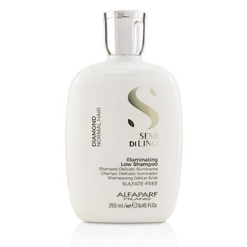 melhor shampoo Alfaparf Semi Di Lino Diamond Illuminating Shampoo