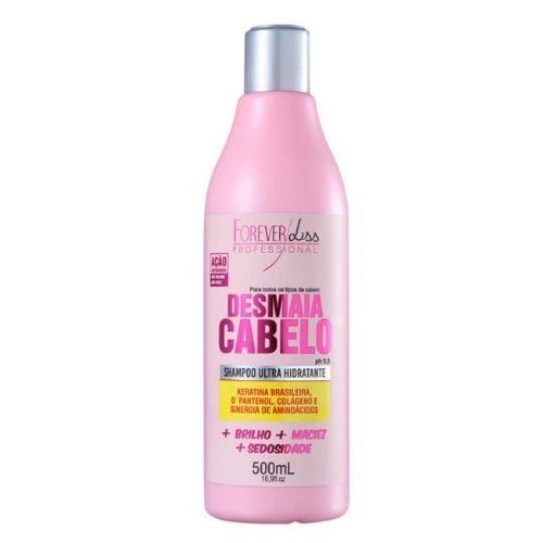 melhor shampoo Forever Liss Professional Desmaia Cabelo