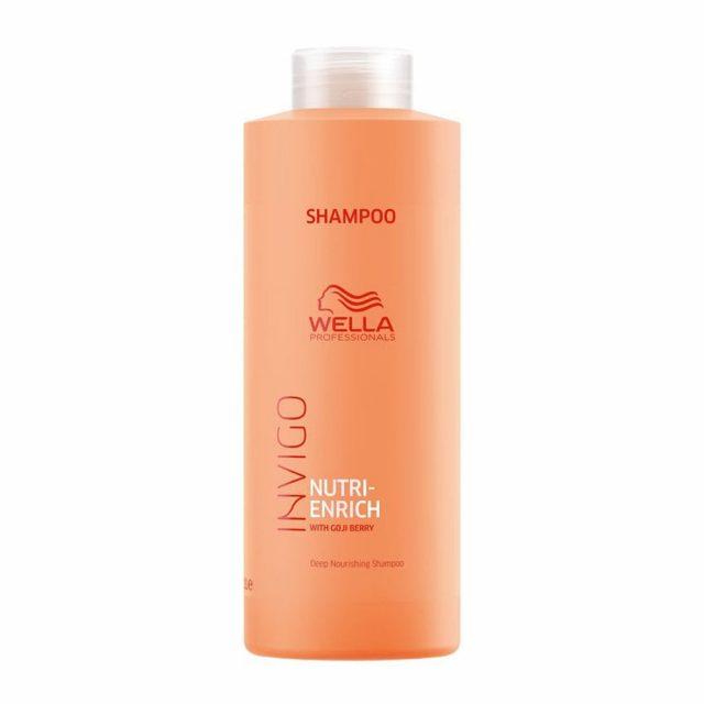melhor shampoo WELLA Shampoo Profissional Invigo Nutri Enrich