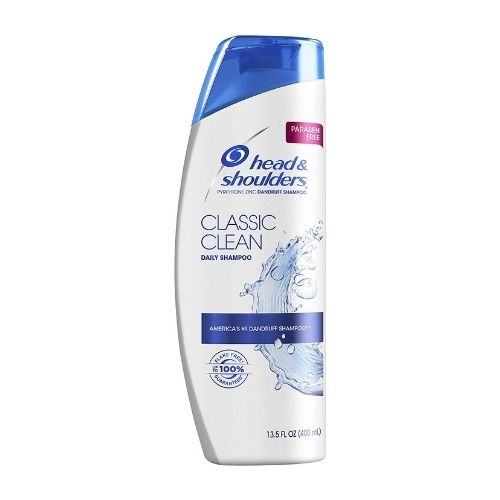 melhor shampoo anticaspa Head & Shoulders Anticaspa Classic Clean