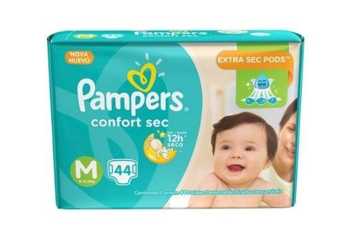 Pampers Confort Sec