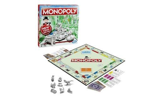 Melhores jogos de tabuleiro - Monopoly