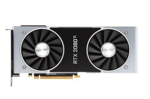 melhores placas de video Nvidia GeForce RTX 2080 Ti