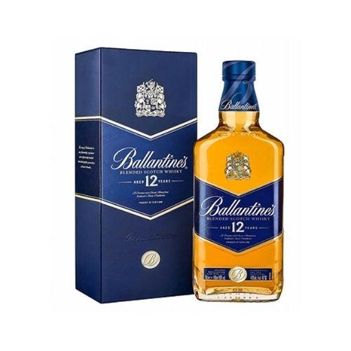 melhores whisky Ballantines 12 anos
